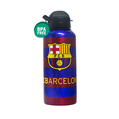FIFA 18 ajándék Barcelona kulacs