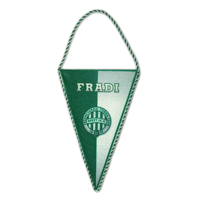 FIFA 18 ajándék Fradi zászló