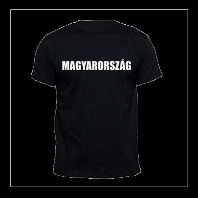 FIFA 18 ajándék Magyarország fekete póló