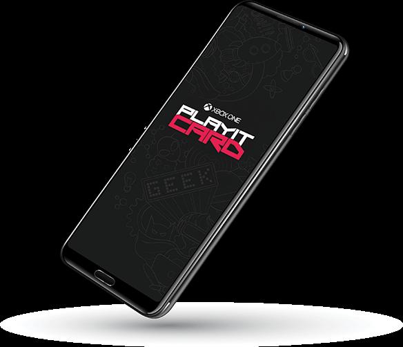 PlayIT Card alkalmazás okostelefonra