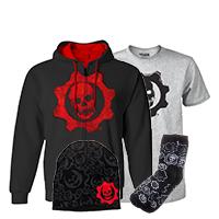 Gears of War 4 ajándékok